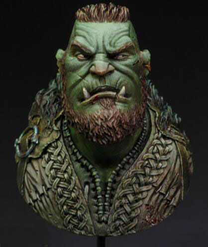 1/12 Resin Bust ORC Figures Not Assembled Uncolored