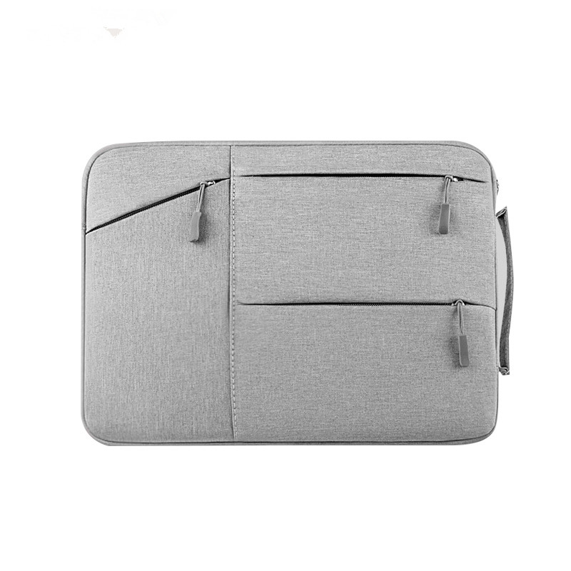 Fashion Lightweight Waterproof Portable Handbags <font><b>Laptop</b></font> Bags Case Briefcases for Men/Women Air Pro By 15.6 <font><b>Inches</b></font> image