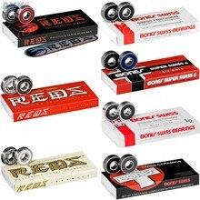 Roulement à billes pour trottinette et Skateboard 608RS 608, 8x22x7mm, roulement à billes, roulement Miniature, 608-2RS 608 RS