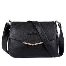 Neue Ankunft Frauen Tasche Leder Handtaschen Für Damen Schulter Corss Körper Fashion Messenger Bags Bolsa Feminina PursesPurse Tote