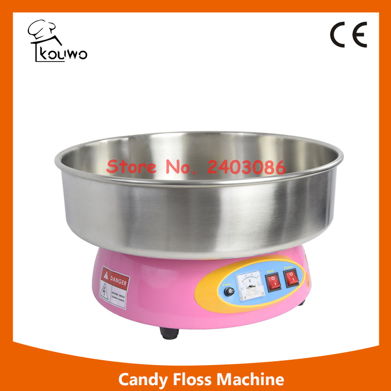 KW-YD09 Stainless Steel Floss Vending Machine Cotton Candy Maker,High Quality Cotton Candy Maker,Cotton Candy Machine maker