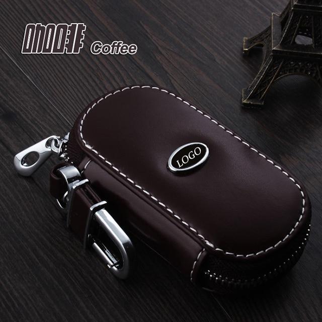 Porte-clés en cuir pour Citroen c5 Ctriomphe | Sac à clé de voiture, Fob étui couverture pour Citroen c5 Ctriomphe PICASSO c4 c2 c3 SAXO, support de porte-clés, accessoires de portefeuille