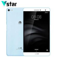 Huawei MediaPad M2 Lite PLE-703L LTE Окта основные 3 ГБ ОПЕРАТИВНОЙ ПАМЯТИ ПК Таблетки Android 7 дюймов Snapdragon 615 Dual SIM Отпечатков Пальцев