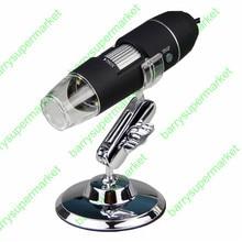 Wholesale prices 8 LED USB 200X Microscope Endoscope Magnifier Digital Video Camera Microscopio
