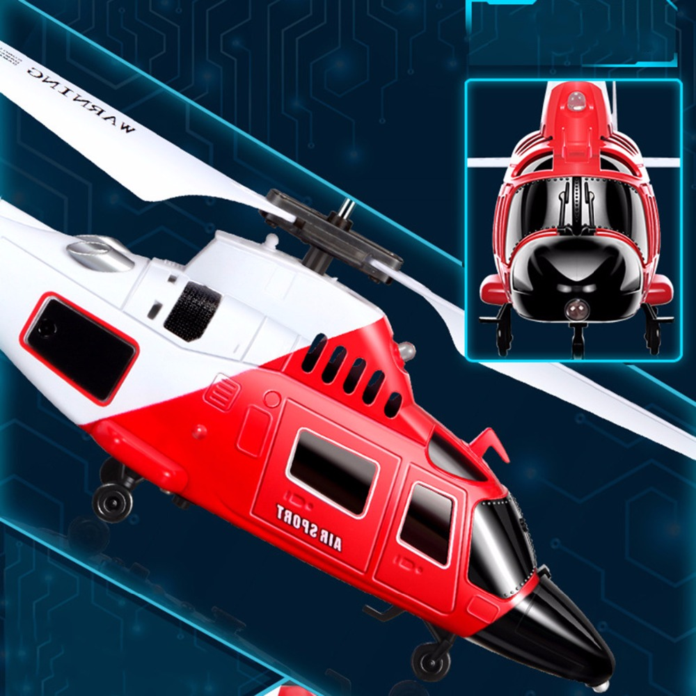LED Helicopter Hygia Daddy 6
