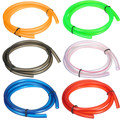 1M Fuel Pipe Tubing Petrol Line Unleaded Oil Hose Synthetic Material Motorcycle Fuel Gas Line Hose Tube