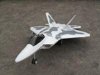 F22 Raptor edf Jet DIY Kit rc plane model