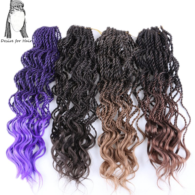 curly 33-35strands twist Free