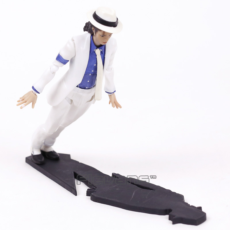 Smooth Criminal Moonwalk PVC Action Figure Collectible Model Toy