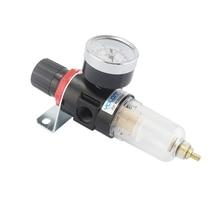 AFR-2000 1/4 Pneumatic Filter Regulator Air Treatment Unit Pressure Switches Gauge AFR2000 afr 2000 pneumatic filter regulator air treatment unit pressure gauge afr2000 pressure switches