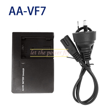 AA-VF7 AA-VF7AC VF7 Camera Battery Charger For JVC BN-VF707U BN-VF714U BN-VF733U VF707 VF714 VF733 VF707U VF714U VF733U MG77