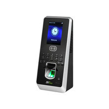 Iface3 high performance face recognition access control door lock facial recognition time recorder fingerprint reader terminal