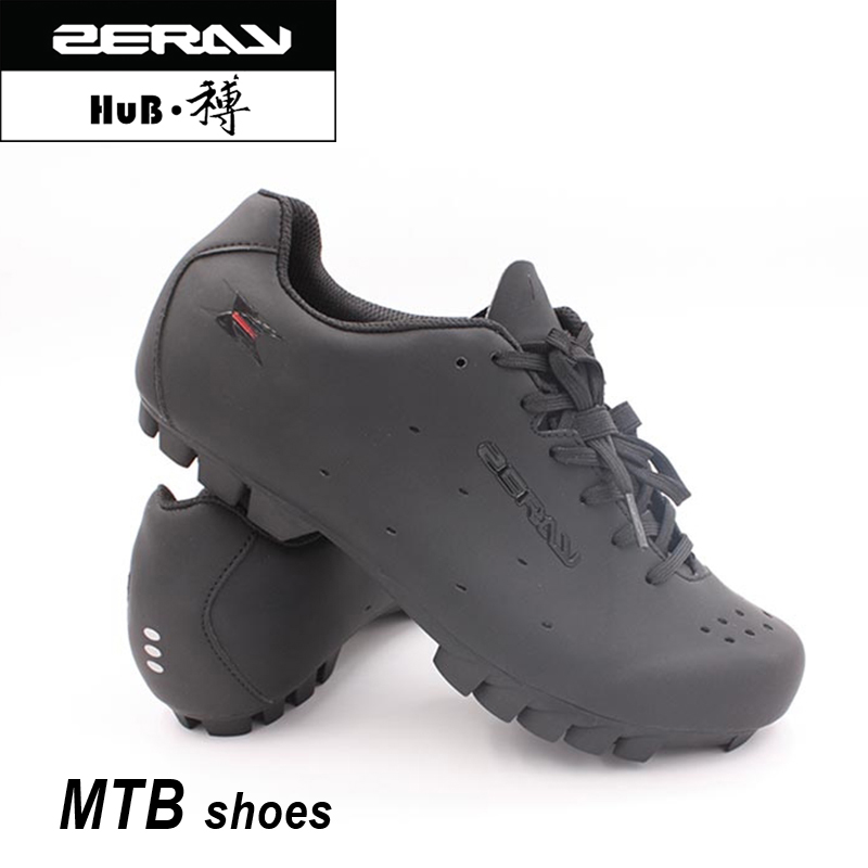 ZERAY Cycling Sneaker Mtb Calzado Ciclista Ultralight Bicycle Shoes Breathable Cycle Shoes Men