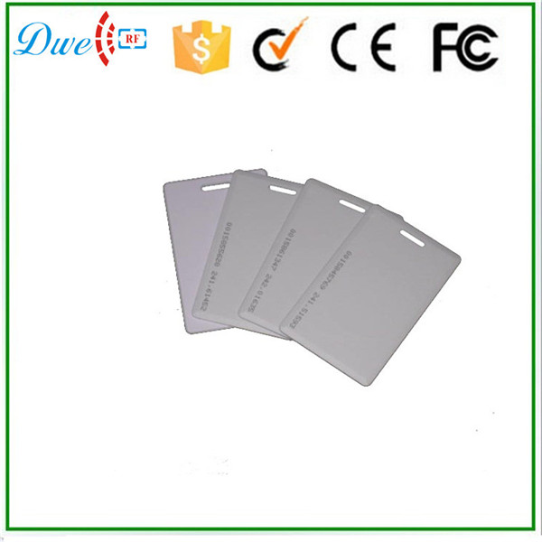 PVC Contactless RFID Chip access control systems business card modern business information systems