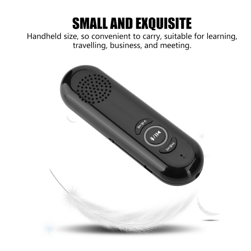 Portable Multi-functional Smart Chinese-English Two-Way Real Time Voice Speech Translator