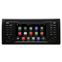 Free Shipping Android 5 1 7 Inch 1 Din Car DVD Player GPS Navigation System For