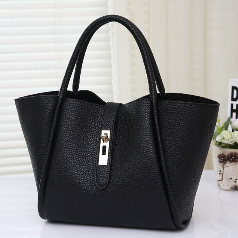 Handbags Women Shoulder Bags Leather Hobos Bag High Quality Tote Bag Stylish Ladies Hand bags Purse 2017 Bolsos Carteras Mujer wall light touch sensor switch 3gang1way golden glass panel led us au standard touch switches ac220v 110v smart home