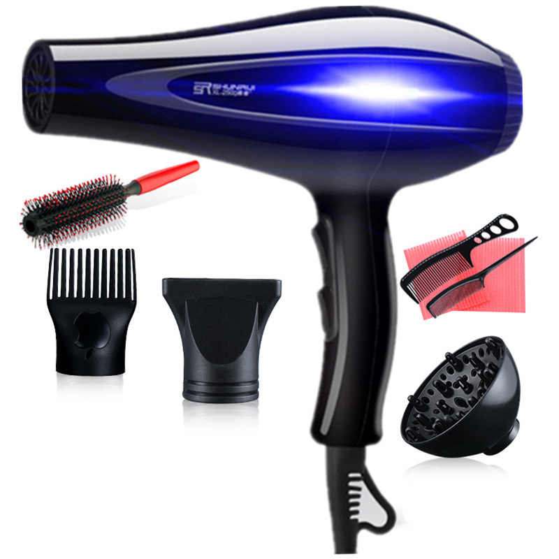 3200W High Power Hair Dryers 100% Brand New And High Quality Humanized Design 5 Heat/Speed Settings Hair Blow Dryers brand new high quality bov turbo blow off valve for hks sqv4 ssqv4 better performance than sqv3 fast delivery