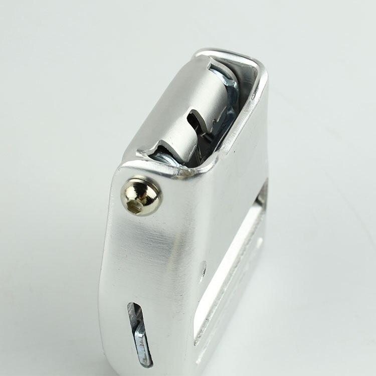 2pcs / Lot zrakoplov zaponka varnostnega pasu Zlitina aluminijasta - Dodatki za notranjost avtomobila - Fotografija 5