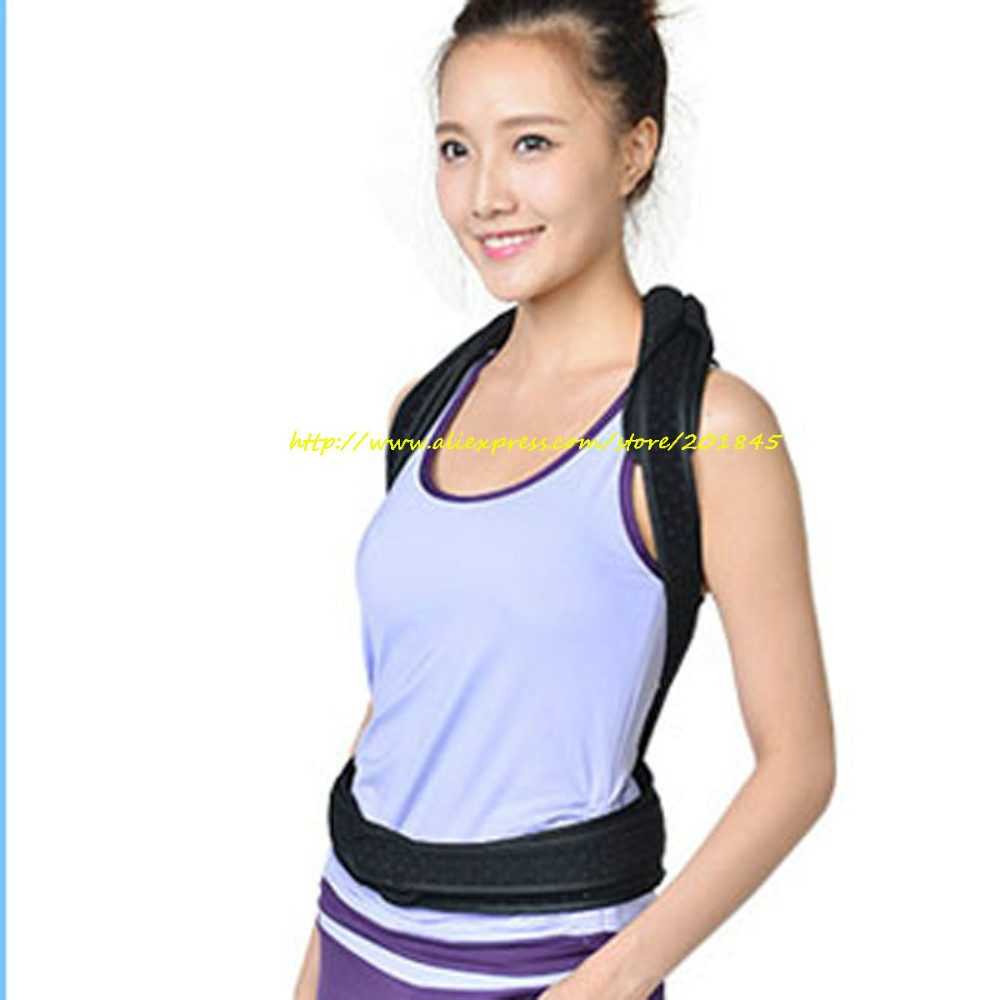 New Back Posture Corrector Strap Support Brace Shoulder Chest Lumbar Correction Belt FDA And CE Approved For Back Pain Relief back posture correction belt for children beige