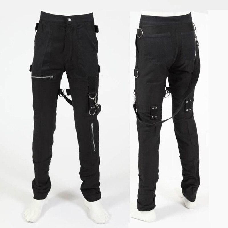 High Quality Rare Classic MJ MICHAEL JACKSON PEP-SI COMMERCIAL BLACK PANTS TROUSERS