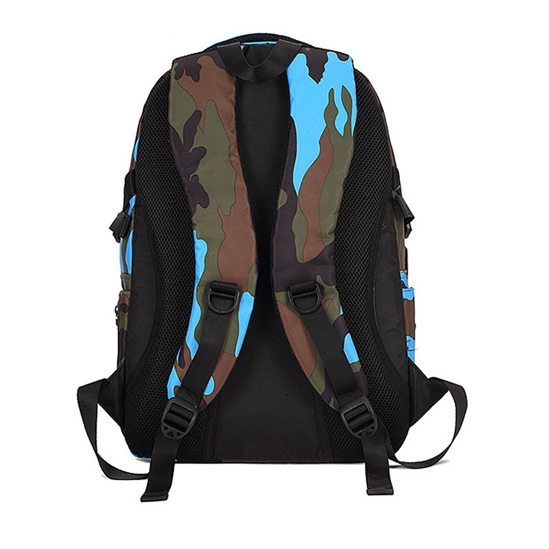 Image 4 - 3 Sizes Camouflage Waterproof Nylon School Bags for Girls Boys Orthopedic Children Backpack Kids Bag Grade 1   6 Mochila Escolar-in School Bags from Luggage & Bags