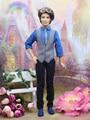 Высокое качество Красивый Новый Идеальный Свадебные Костюмы набор Жилет + Топ + брюки Одежда Для Барби 1:6 парень Кем Кукла BBI00106