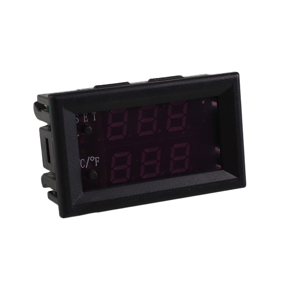 DC12V 20A Controlador digital de temperatura DIY Inteligente Mini - Instrumentos de medición - foto 6
