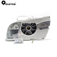 Qeleven Chainsaw Crankshaft Box Body Assembly Fit For Ms 070 Ms 090 Chain Saw Parts Garden Tool Parts