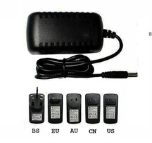 hot deal buy ac 100-240v to dc 12v 2a power adapter supply charger for led strips light eu us eu au uk plug