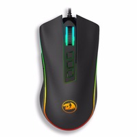 Redragon M711 COBRA Chroma Gaming Mouse With 16 8 Million RGB Color Backlit 10 000 DPI