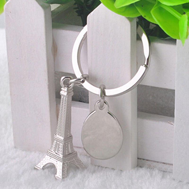 Tour Eiffel porte-clés pour clés Souvenirs Paris Tour porte-clés - Bijoux fantaisie - Photo 5