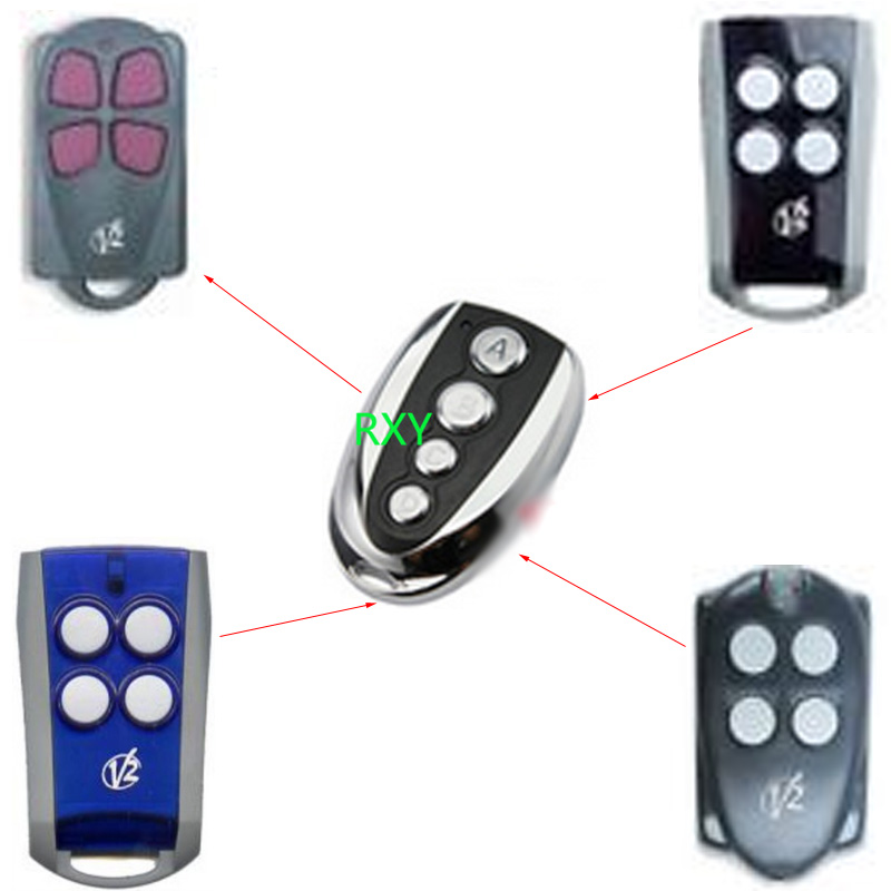 V2 433Mhz rolling code Remote control transmitter Replacement, clone