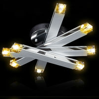 In 2015 The New Creative Personality Led Crystal Ceiling 90v 260v The Third Generation 20w G4