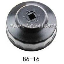 86mm/16 p Chiave Filtro Olio Diametro 86mm 16 Flauti Per BMW