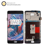 5 5 Original Amoled For Oneplus 3t LCD Display Touch Screen Digitizer Assembly A3010 A3003 A3000