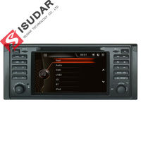 Capacitive Screen 7 Inch Car DVD Player For BMW 5 Series X5 E53 E39 Canbus Radio