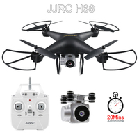 JJRC H68 RC Drone with Camera 720P Altitude Hold Quadrocopter Headless RC Helicopter Quadcopter with Camera 20Mins Long Fly Time
