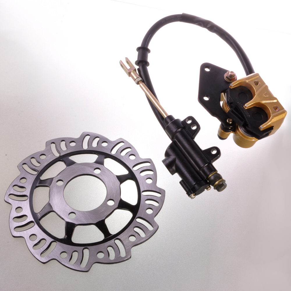 цена на Wotefusi For BIke Rear Brake System Brake Disc Dirt Pit Trail ATV Quads Buggies 125cc Parts [PX12]