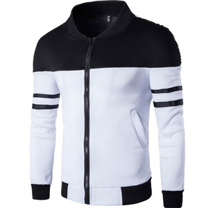 ZOGAA Men Jacket Coat Slim Fit Casual Outwear Spring Male Fashion Color Block Men Clothinng 2018 Brand New Streetwear