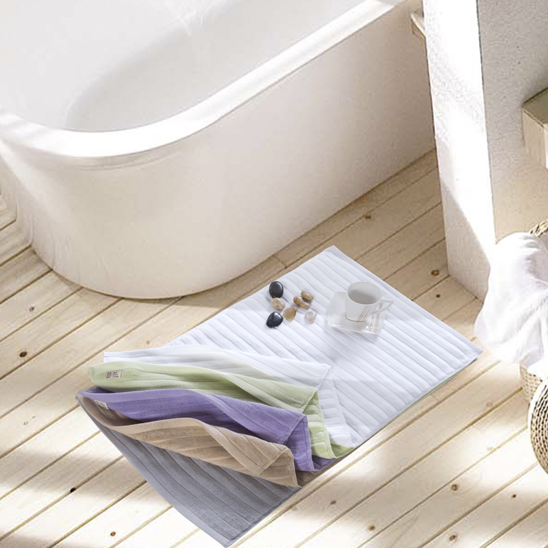Bath Mats Bathroom Rugs And Carpets Of Living 100% Cotton White Carpet Door  Mat Hotel Bathroom Design Floor Mats Rugs On Aliexpress.com | Alibaba Group