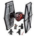 562Pcs Model 05005 79210 First order Special Forces TIE Fighter Star Wars  Building Block Bricks Toys Compatible 75101