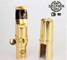 Versión mejorada de la S90 Selmer Saxo boquilla de metal francés Alto/tenor/soprano/Profesional boquilla Envío gratis