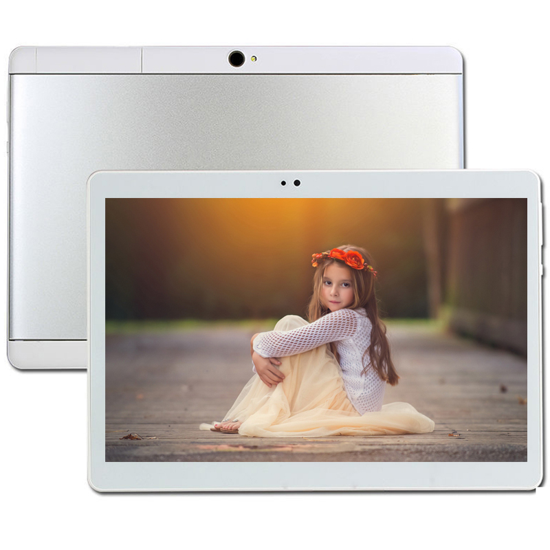 2019 Free Shipping 10 inch 3G/4G LTE Phone tablet PC Android 8.0 Octa Core RAM 4GB ROM 32GB 64GB 1280x800 IPS tablets pc MT6753(China)