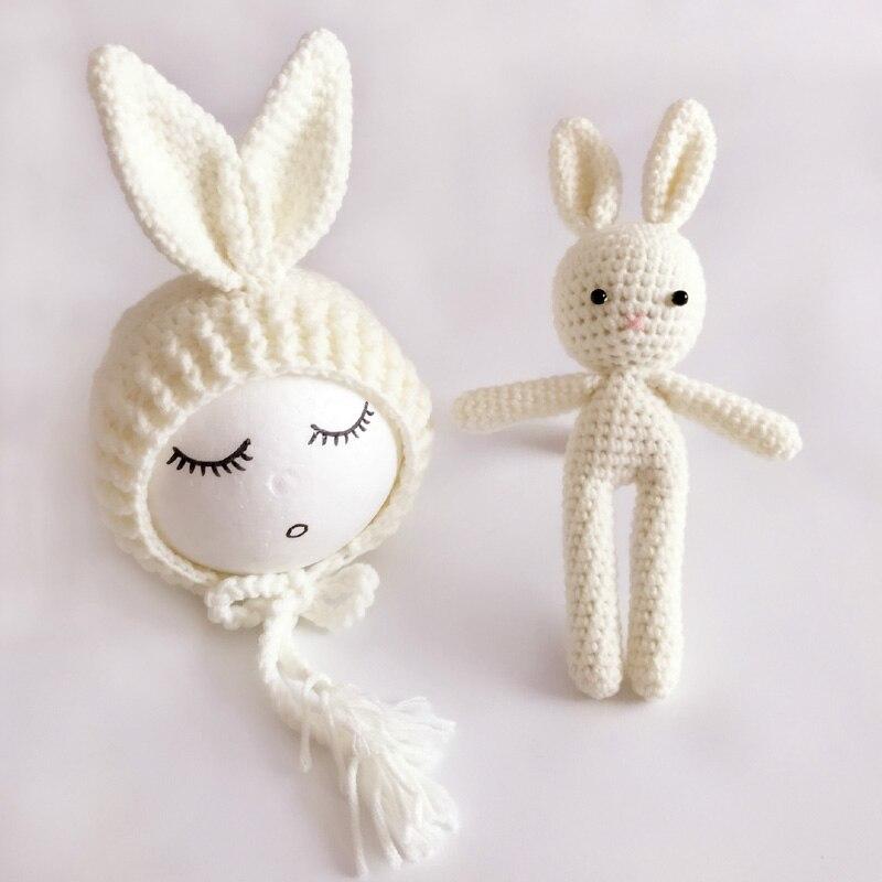 Aliexpress.com: Comprar Recién Nacido fotografía apoyos conejo ...