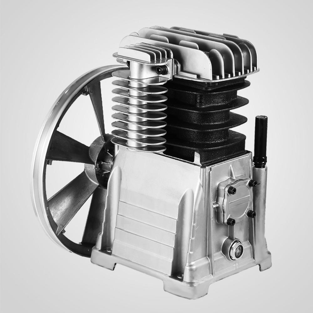 Full-aluminum Piston 375ltr 3 HP Compressor / Pump Head Local Active Sale Professional