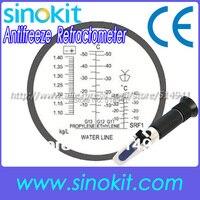 Toptan Ücretsiz Noktası El Antifriz ve Batarya Refraktometre
