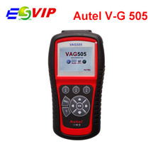 2016 New Autel MaxiService V–G505 Diagnostic Tool OBDII Code Reader & Clean V–A–G 505  DHL Free