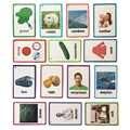 26 categorieën 760 Kaarten Kids Leren Engels Woord Kaart Falshcards Kinderen Educatief Speelgoed voor Kinderen Vroeg Leren Tafel Spel
