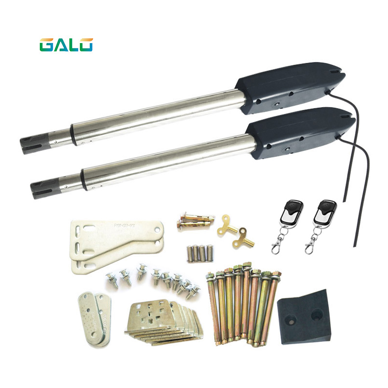 Image 4 - GALO best seller 400kg Heavy Duty Dual parallel Boom Automatic Swing Gate Opener motor Added antifreezing fluid-in Access Control Kits from Security & Protection